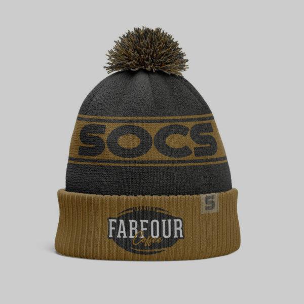 FabFour Coffee Beanie