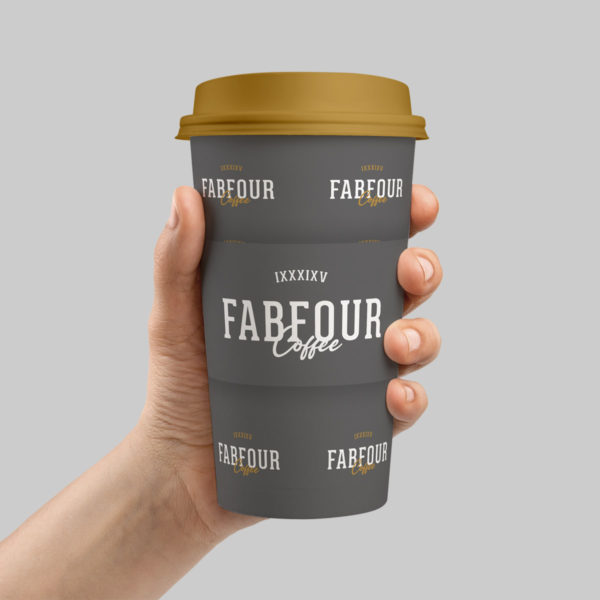 FabFour Coffee Mug