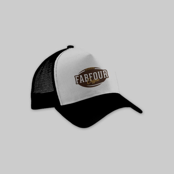 FabFour Coffee Trucker Hat