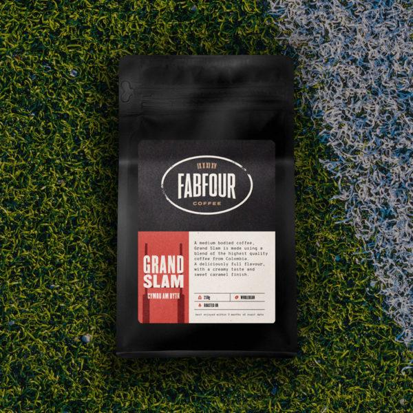 FabFour Coffee Grand Slam Blend