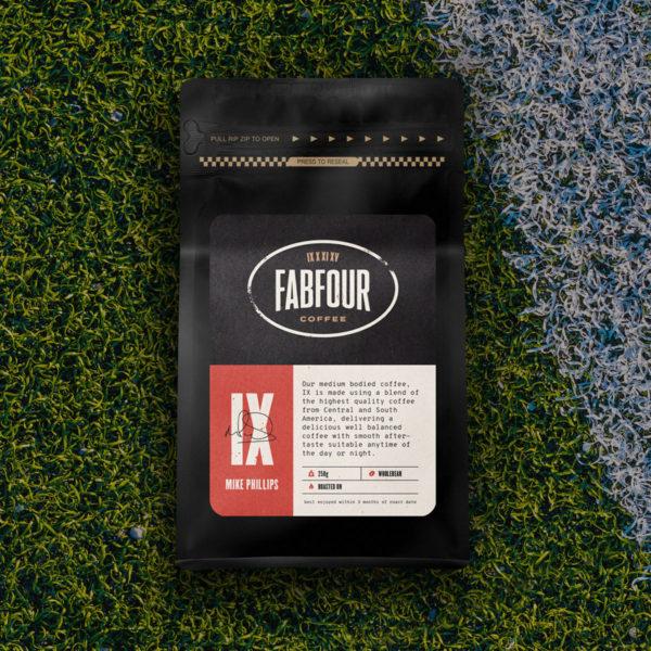 FabFour Coffee IX Blend