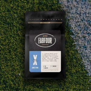 FabFour Coffee X Blend