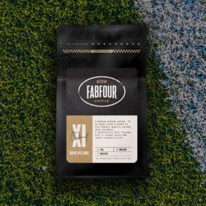 FabFour Coffee XI Blend