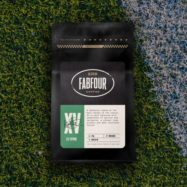 FabFour Coffee XV Blend