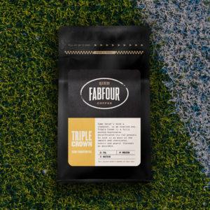 FabFour Coffee Triple Crown Blend