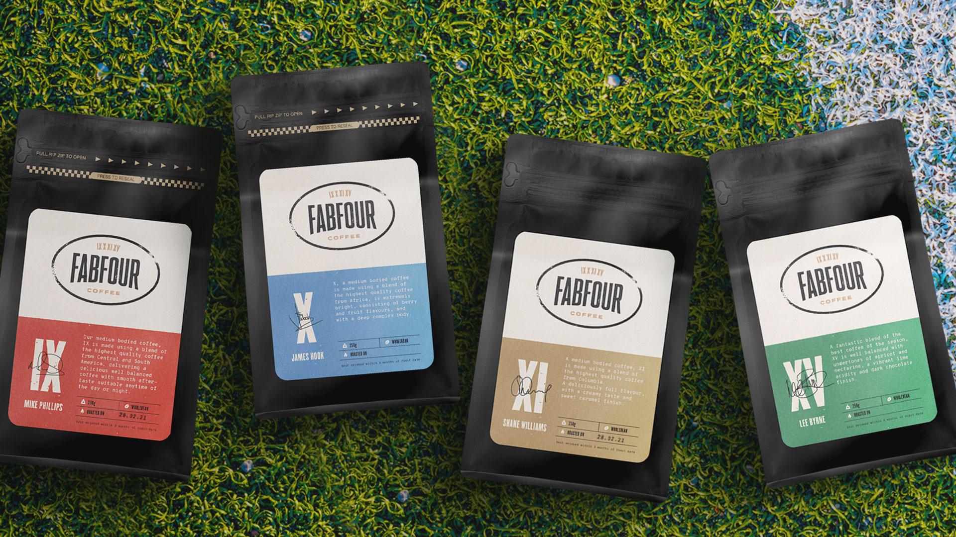 FabFour Coffee
